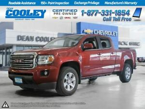 2015 GMC Canyon SLE/REMOTE START/REAR CAMERA/SPRAY IN LINER
