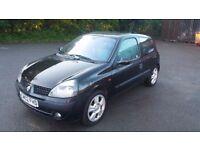 Renault Clio 1.2 NEW MOT