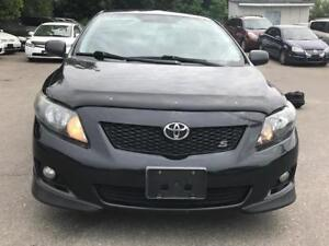 2009 Toyota Corolla ,PL,PW,ALLOYS,CD,CERTIFIED