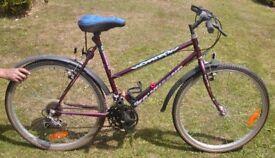 Townsend Horizon Ladies Bike