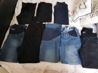 Large bundle maternity clothes. Suze 10-14