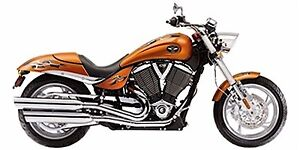 2009 Victory Motorcycles Hammer