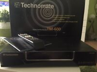Technomate TM-600 satellite receiver