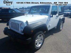 2014 Jeep Wrangler SPORT 4WD  Air Conditioning