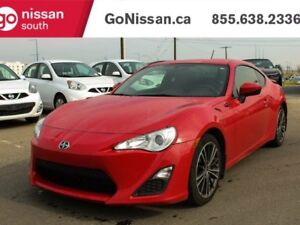 2014 Scion FR-S LOW KM'S, GREAT CONDITION!