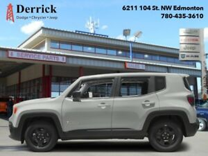2016 Jeep Renegade   Used 4WD Sport Only 5K Kms Keyless N'Go $13