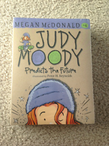 New book sets Judy Moody & Clementine