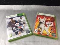 Two x box 360 games