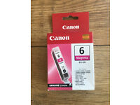 New Canon Ink cartridge - Magenta BCI-6M