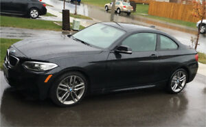 2016 BMW 228i 6 speed Manual lease take over