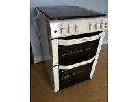 Duel fuel cooker - 55cm - White - Belling FSG55TCF