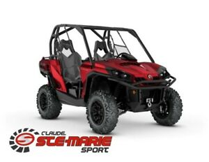 2018 Can-Am Commander 1000 XT -