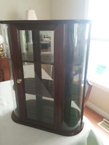House of Bombay Display Case or Vitrine