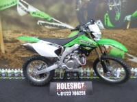 Kawasaki KLX 450R Enduro motocross bike This will come Road registered!