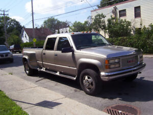 2000 GMC Sierra 3500 4X6