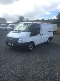 2012 FORD TRANSIT T260 100 SWB##89k MILES##1 OWNER FROM NEW##