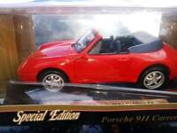 Collectable 1.18 model car's