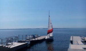 16`` mistral sailboat with cabin
