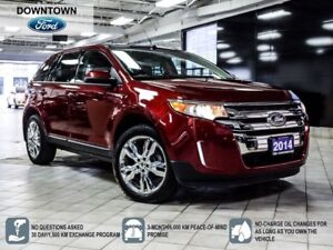 2014 Ford Edge SEL, Navigation, Dual Moonroof, Back up camera