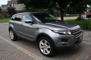 2014 RANGE ROVER EVOQUE PURE. NO ACCIDENT. ONE OWNER
