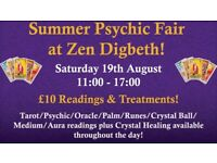 Summer Psychic Fair