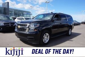 2016 Chevrolet Suburban AWD LS Accident Free,  Heated Seats,  Ba