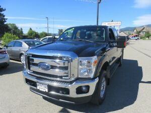 2013 Ford Super Duty F-250 SRW XLT - Only 43770 KMS!!