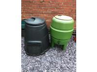 Water Butt & Compost Butt