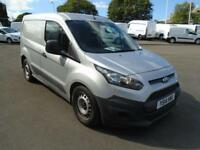 Ford Transit Connect 1.6 Tdci 95Ps Van DIESEL MANUAL SILVER (2014)