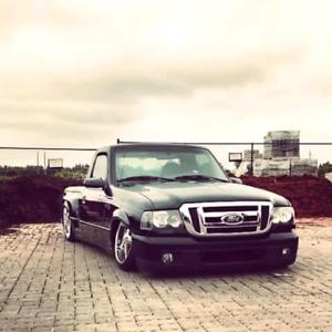 Adjustable airbag suspension ford ranger
