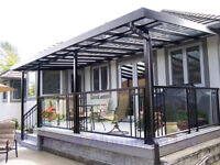 Aluminum Railings- Fencing - Gates- Enclosures
