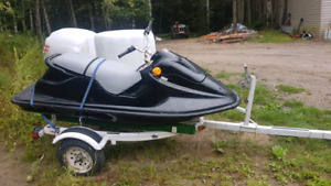 Sea doo bombardier sp 580