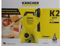 Karcher Pressure Washer K2 Basic + Car Kit *BRAND NEW*