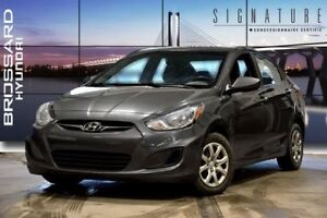2013 Hyundai Accent GL AUTOMATIQUE AC
