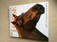 Horse Books Good Quality and Condition