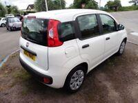 Fiat Panda POP (white) 2013
