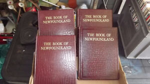 Books of Newfoundland, Four Volumes #3 to #6