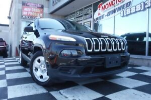 2015 Jeep Cherokee Sport | Heated Seats | Backup Camera |