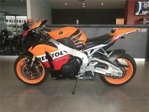 2009 HONDA CBR 1000RR REPSOL ABS!$75.38 BI-WEEKLY WITH $0 DOWN!!