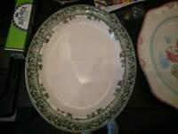 4 x platters / serving plates