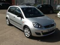 Ford Fiesta 1.4TDCi Style Climate Diesel + Full Service History