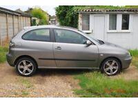 2004 (54) SEAT Ibiza 1.9TDi FR 130