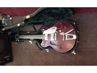 Gretsch Electromatic Bigsby with hardcase