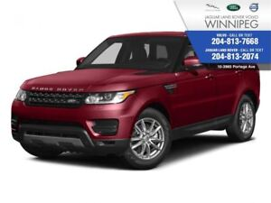 2015 Land Rover Range Rover Sport V8 SC Dynamic *LOW KM* *LOCAL*