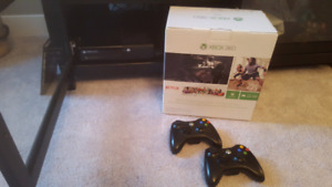 X BOX 360 gaming console