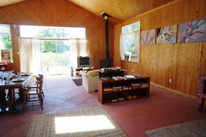 House and Out Buildings on 1.25 ac, Family Compound Potential