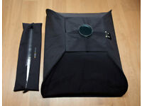 Bowens Wafer 100 softbox (1m x 0.75m) with elinchrom speed ring