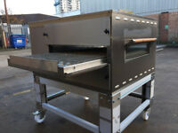 "22"" Pizza King Conveyor Oven"