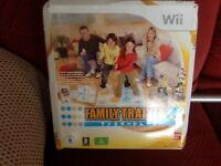 Nintendo Wii family trainer mat plays 16 games