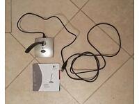 Logitech USB Desktop Microphone